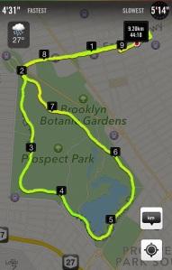 Running July