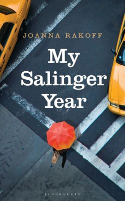 My Salinger Year UK Cover