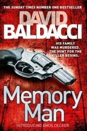 Memory Man cover