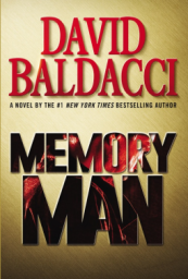 Memory Man US Cover