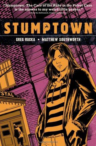 Stumptown 2 cover
