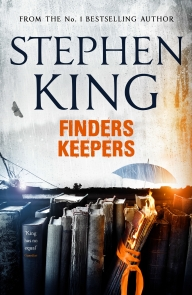 Stephen King Finders Keepers - cover