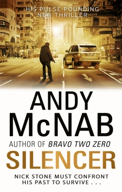 Andy McNab Silencer