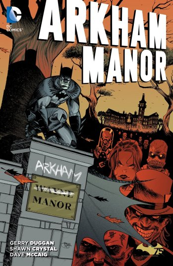 Ark Manor Cover