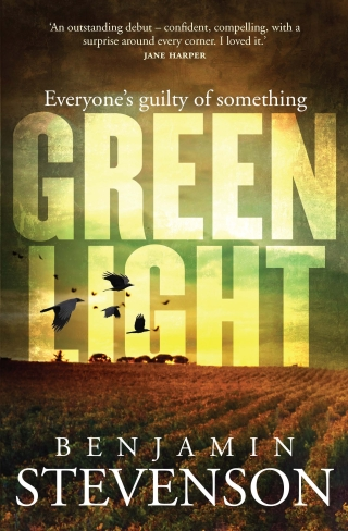 Review Greenlight By Benjamin Stevenson Simon Mcdonald