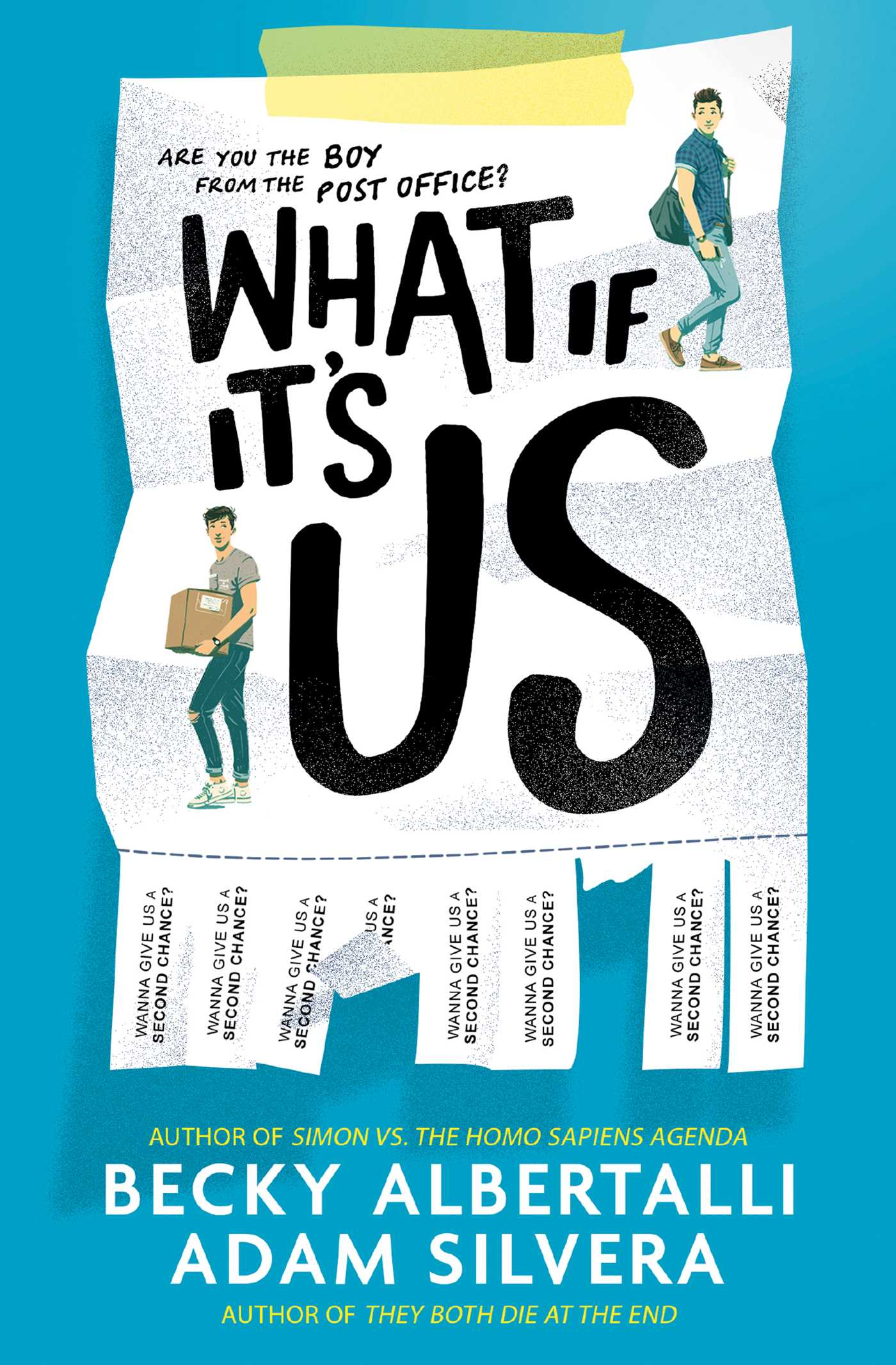 review what if it s us by adam silvera and becky albertalli simon